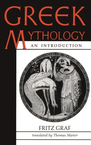 Greek Mythology An Introduction  1993 (Reprint) edition cover