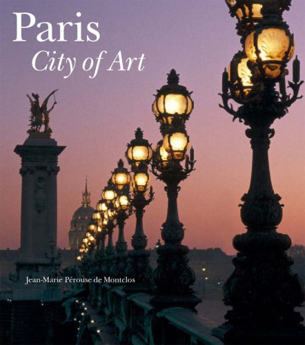 Paris City of Art  2008 (Expanded) edition cover