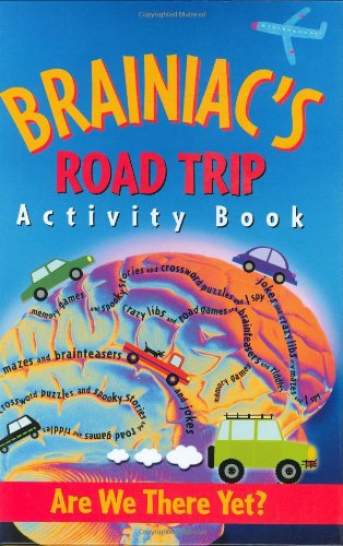 Brainiac's Road Trip  2003 (Activity Book) 9780880881951 Front Cover