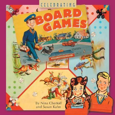 Celebrating Board Games  N/A 9781402738951 Front Cover