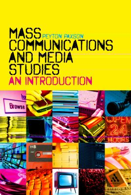 Mass Communications and Media Studies An Introduction  2010 edition cover