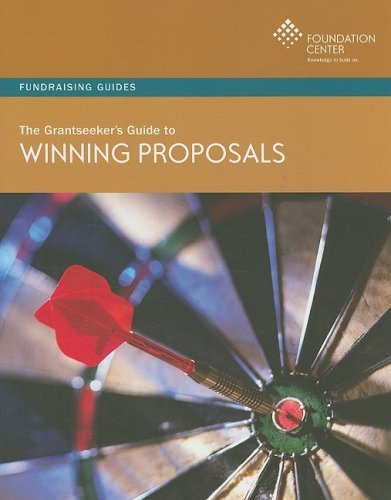Grantseeker's Guide to Winning Proposals   2008 edition cover