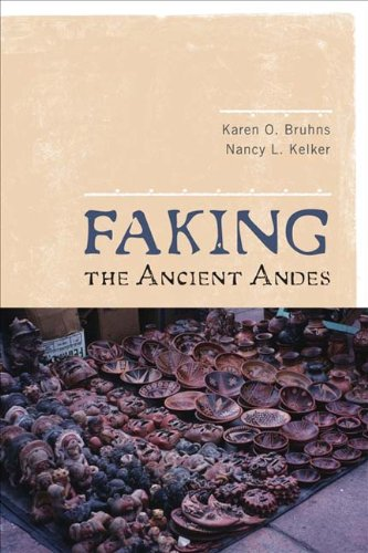 Faking the Ancient Andes   2009 edition cover