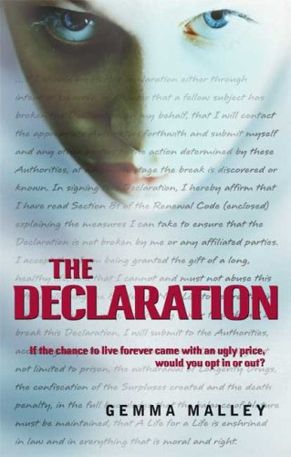 Declaration  N/A edition cover