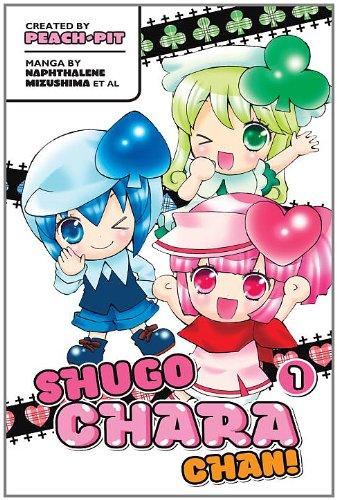 Shugo Chara Chan 1   2011 9781935429951 Front Cover