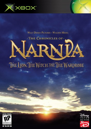 The Chronicles of Narnia - The Lion The Witch & The Wardrobe (Xbox) Xbox artwork