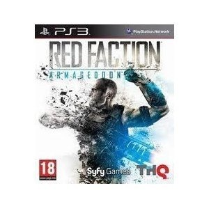 Red Faction: Armageddon [PEGI] PlayStation 3 artwork