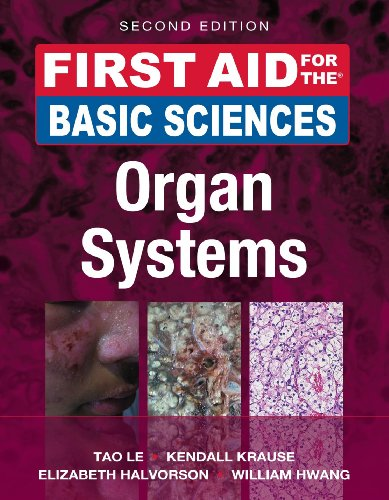 Organ Systems  2nd 2012 edition cover