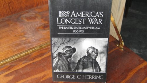 America's Longest War : The United States and Vietnam, 1950-1975 2nd edition cover