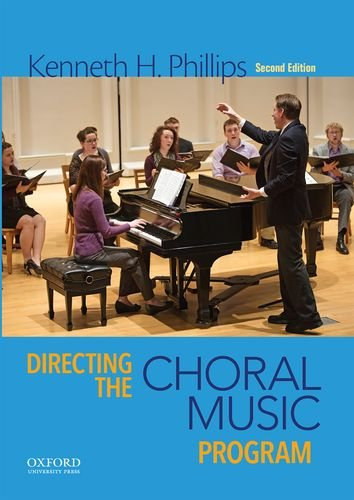Directing the Choral Music Program  2nd 2016 edition cover