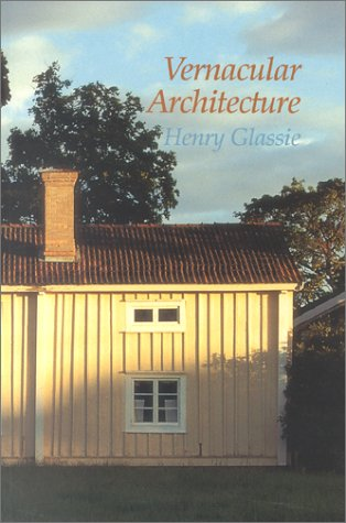 Vernacular Architecture   2000 edition cover