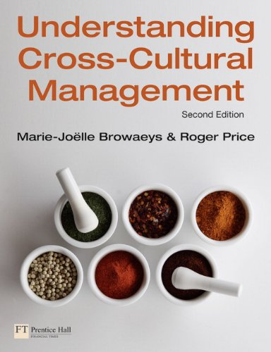 Understanding Cross-Cultural Management  2nd 2011 (Revised) edition cover