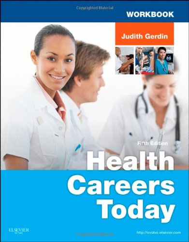 Workbook for Health Careers Today  5th 2011 edition cover