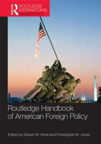Routledge Handbook of American Foreign Policy   2012 edition cover