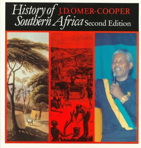 History of Southern Africa  2nd 1994 edition cover