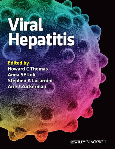 Viral Hepatitis  4th 2013 edition cover