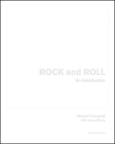 Rock and Roll An Introduction 2nd 2008 9780534642952 Front Cover