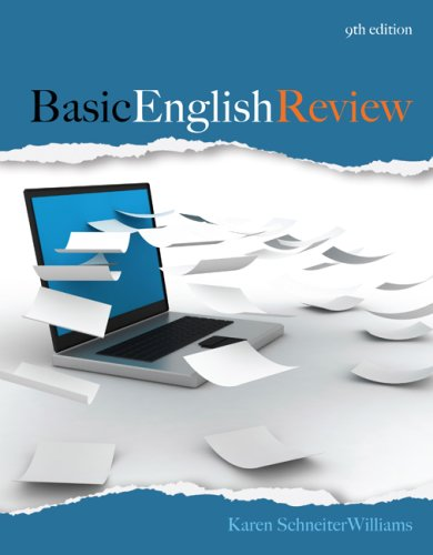 Basic English Review  9th 2010 (Revised) 9780538730952 Front Cover