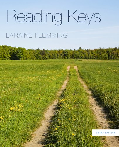Reading Keys  3rd 2011 9780547190952 Front Cover