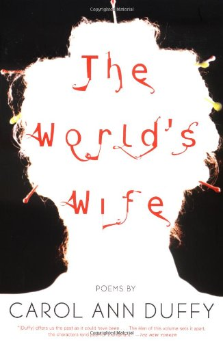 World's Wife Poems  2001 edition cover
