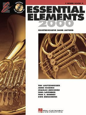 Essential Elements 2000 F Horn N/A edition cover