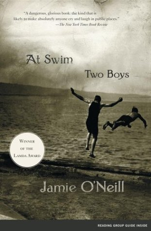 At Swim, Two Boys A Novel  2001 edition cover