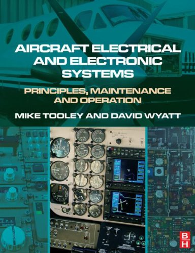 Aircraft Electrical and Electronic Systems Principles, Maintenance and Operation  2009 edition cover