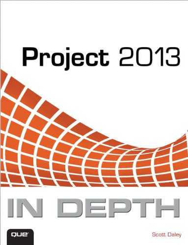 Project 2013 in Depth   2014 9780789750952 Front Cover