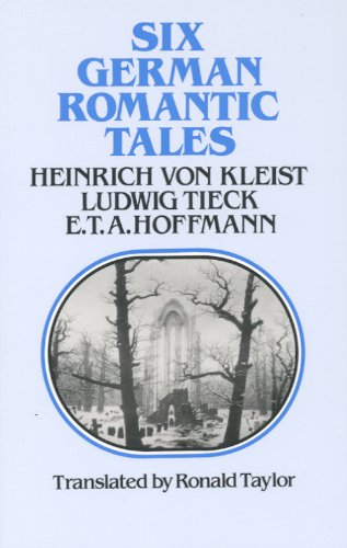 Six German Romantic Tales   1993 edition cover