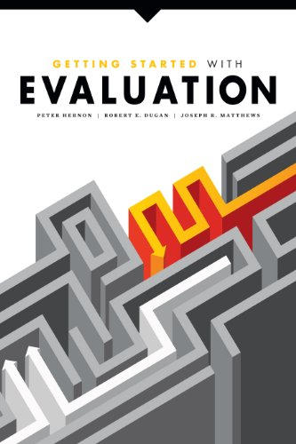 Getting Started With Evaluation:   2013 edition cover