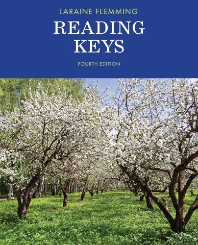 Reading Keys: 4th 2013 edition cover