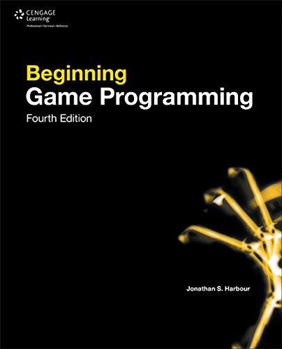 Beginning Game Programming  4th 2015 edition cover