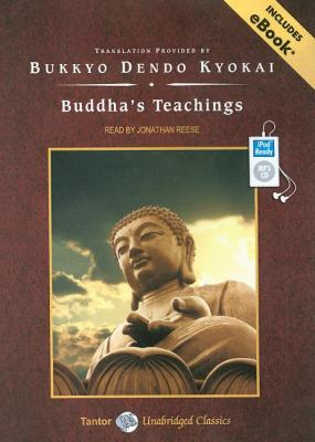 Buddha's Teachings:  2008 9781400157952 Front Cover