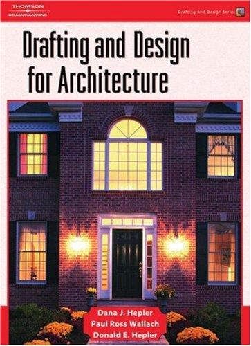 Drafting and Design for Architecture  8th 2006 edition cover