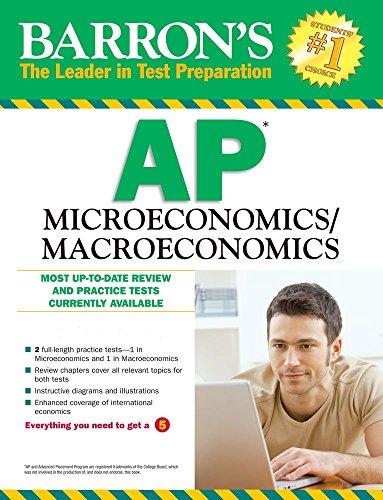 AP Microeconomics/Macroeconomics  5th 2015 (Revised) edition cover