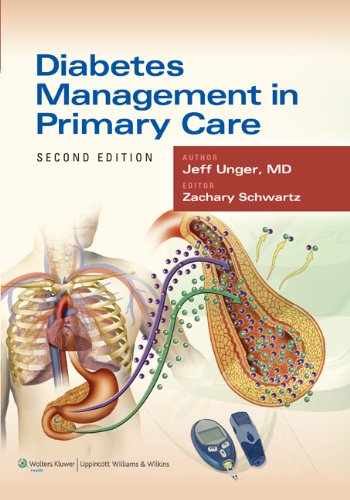 Diabetes Management in Primary Care  2nd 2013 (Revised) edition cover