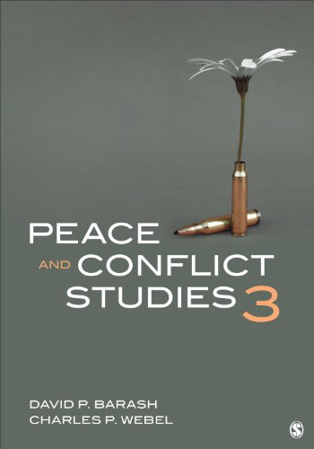 Peace and Conflict Studies  3rd 2014 edition cover