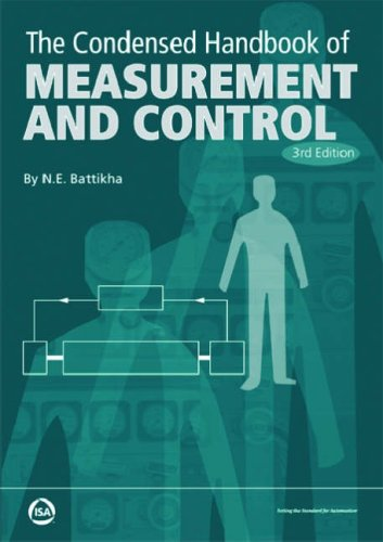 Condensed Handbook of Measurement and Control  3rd 2006 (Revised) edition cover