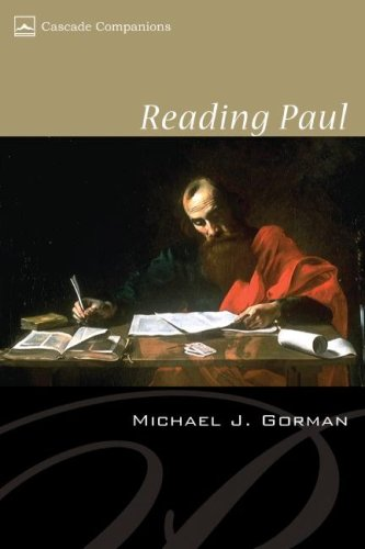Reading Paul   2008 edition cover