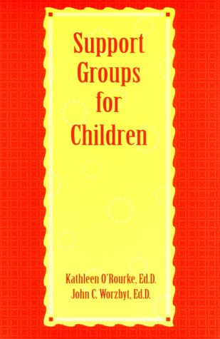 Support Groups for Children   1996 edition cover