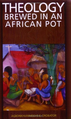 Theology Brewed in an African Pot   2008 edition cover