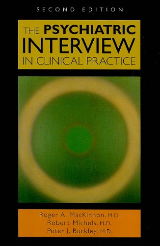 Psychiatric Interview in Clinical Practice  2nd (Revised) edition cover
