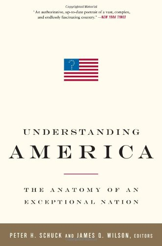 Understanding America The Anatomy of an Exceptional Nation  2008 edition cover