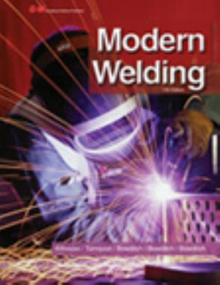 Modern Welding  11th 2011 edition cover