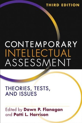 Contemporary Intellectual Assessment Theories, Tests, and Issues 3rd 2012 (Revised) edition cover