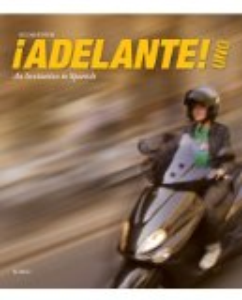 ADELANTE! UNO-TEXT                      N/A edition cover