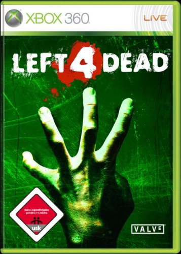Left 4 Dead Xbox 360 artwork