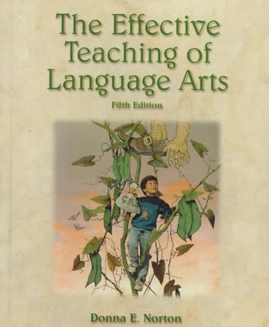 Effective Teaching of Language Arts  5th 1997 9780135071953 Front Cover
