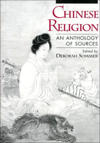 Chinese Religion An Anthology of Sources  1995 edition cover