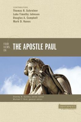 Four Views on the Apostle Paul   2012 9780310326953 Front Cover